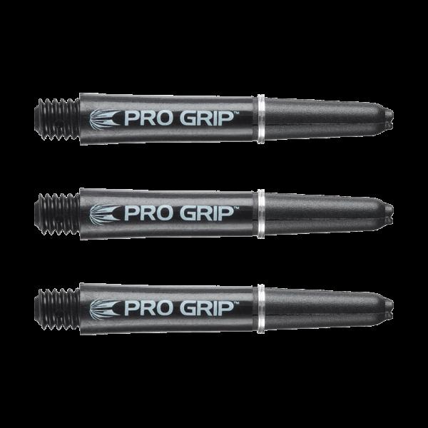 5 Satz Target Pro Grip Shafts - Schwarz