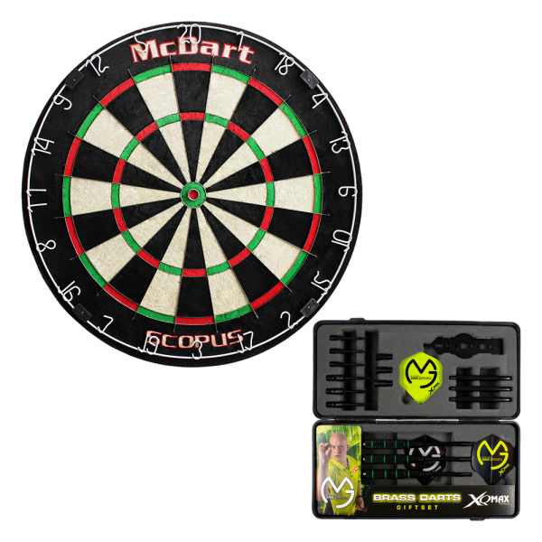 Michael Van Gerwen Champion Bundle