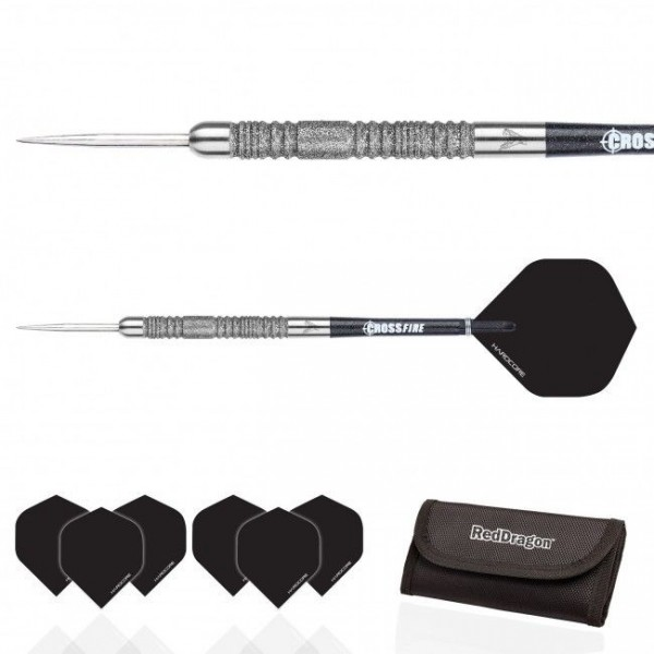 RedDragon Peter Wright Snakebite Euro 11 Element Softdarts - 18g