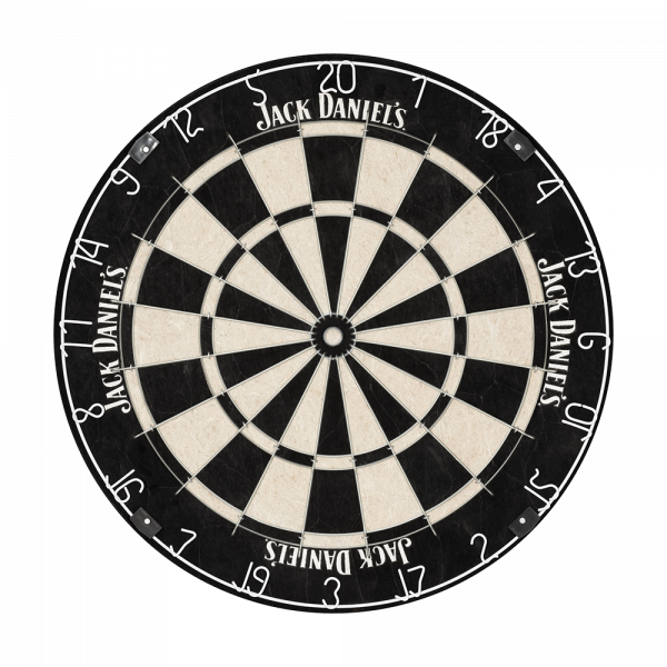Mission Jack Daniels Axis Dartboard