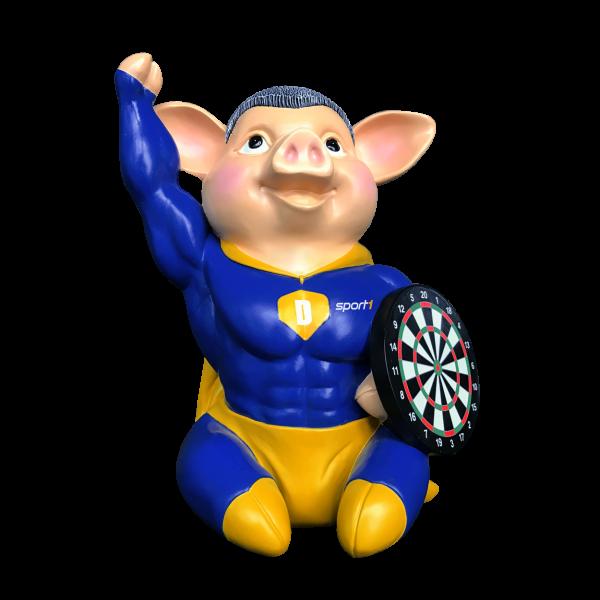 SPORT1 Darts Hero Schwein 2018
