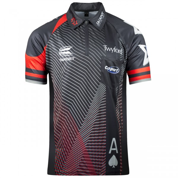 Target Coolplay Shirt - Adrian 'Jackpot' Lewis 2018