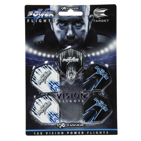 Target Phil Taylor Power Vision Multi Flightpack