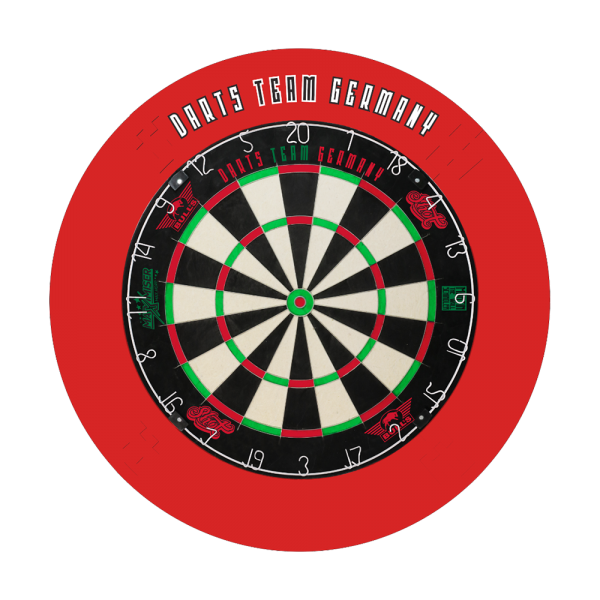 Darts Team Germany Dartboard Set Max Hopp Martin Schindler