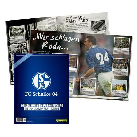 FC Schalke 04 - Panini Album