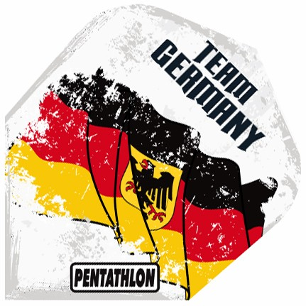 5 Satz Pentathlon Fligths Team Germany