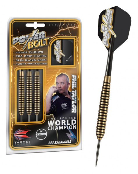 Target Phil Taylor Power Bolt Steeldarts 24g
