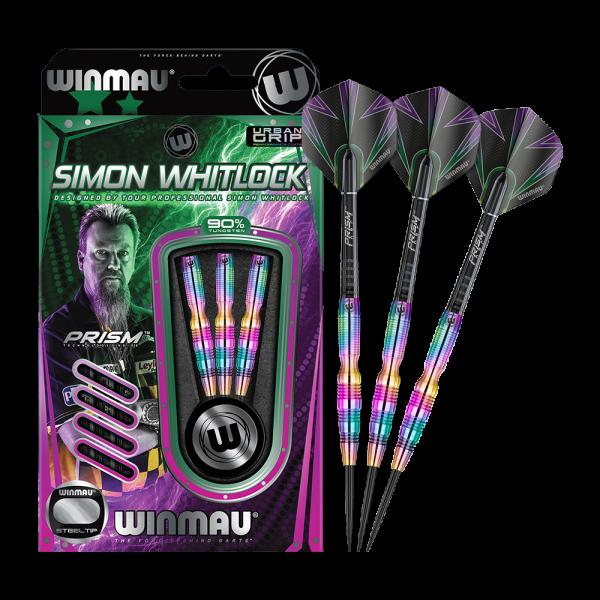 Winmau Simon Whitlock Urban Grip Steeldarts 2018