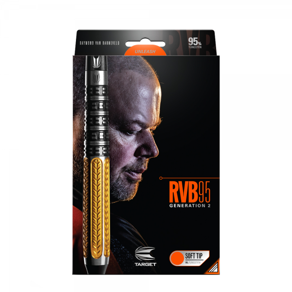 Target RVB Gen 2 95% - Softdarts