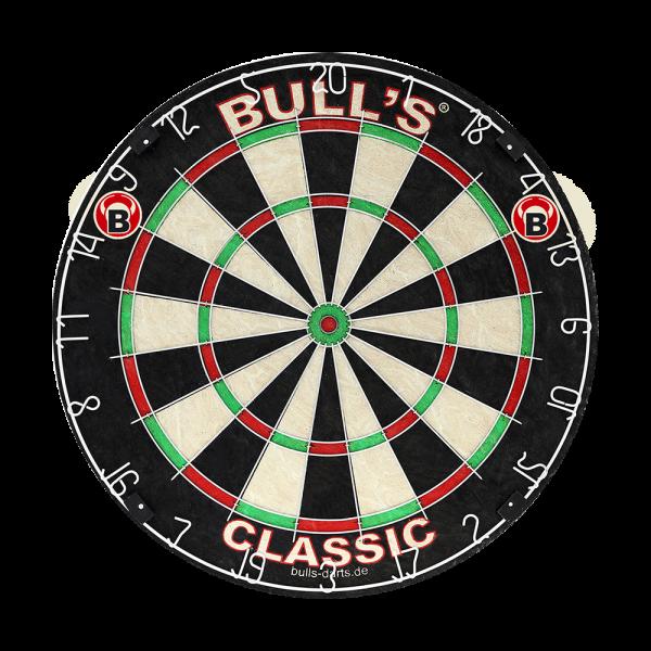 Bulls Classic Bristle Steeldartboard