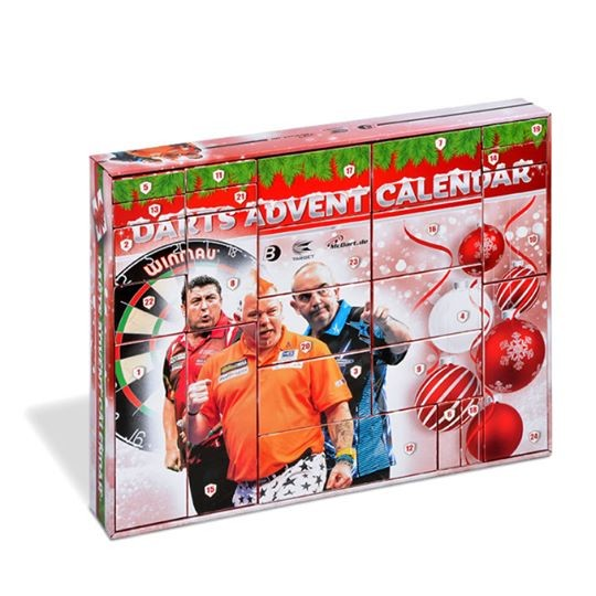 McDart Adventskalender 2017