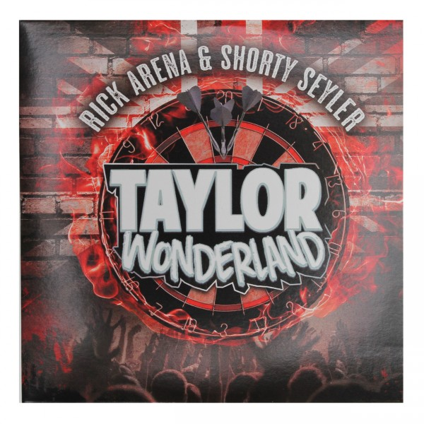 Taylor Wonderland CD - Rick Arena & Shorty Seyler