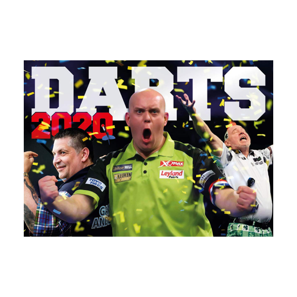 Darts Kalender 2020