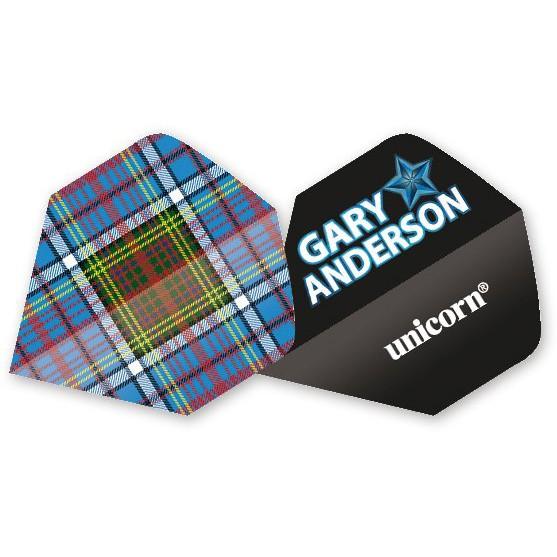 5 Satz Unicorn Authentic 100 Gary Anderson Flights