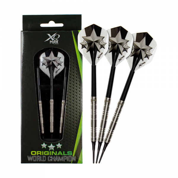 XQ Max Originals World Champion Softdarts - 20 g