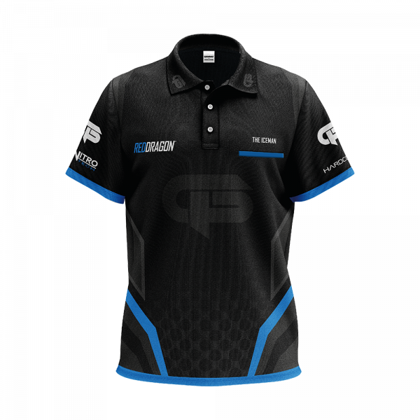 Red Dragon Gerwyn Price Tour Polo Shirt 2020