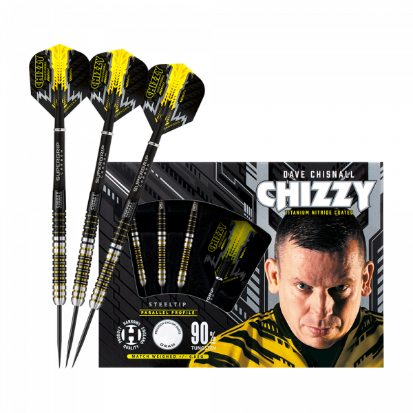 Harrows Dave Chisnall Chizzy Steeldarts