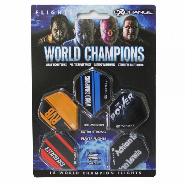 Target World Champions Flights Package