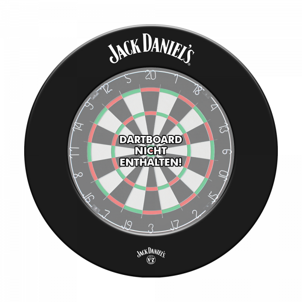 Mission Jack Daniels Dartboard Surround