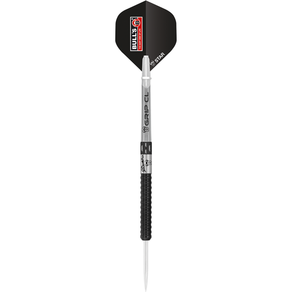 Bulls Robert Owen Original Black Edition Steeldarts - 23g
