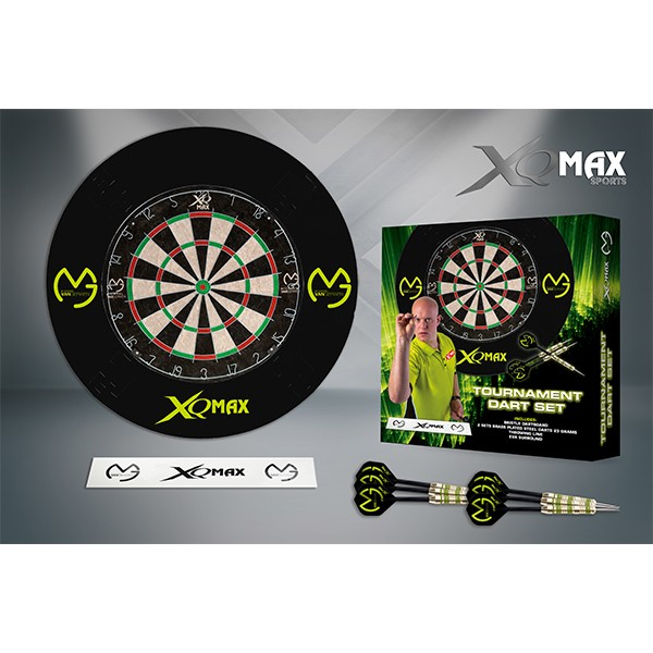 XQMax Michael Van Gerwen Tournament Dart Set
