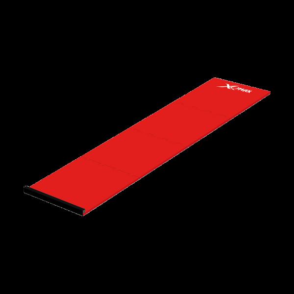 XQMax Puzzle Mat Dartmatte - Rot