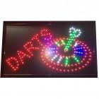 LED Darts Leuchte 55x33cm