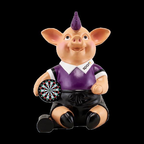 SPORT1 Darts Irokesenschwein Lila 2021 - Mit Dartständer
