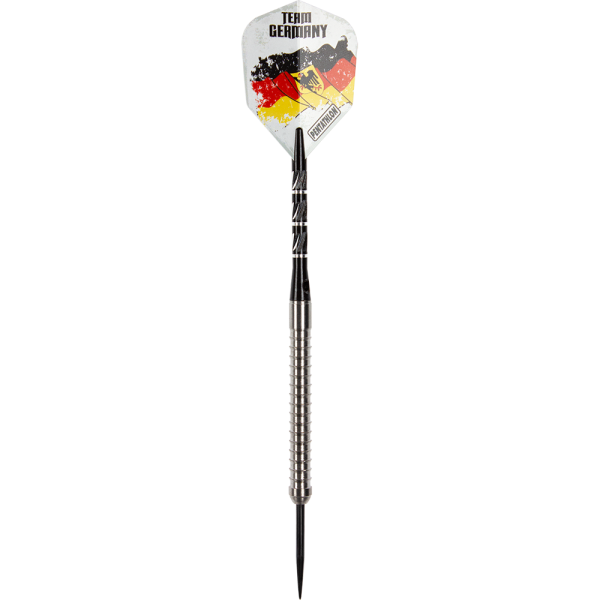 Team Germany Ultra Shark Grip Steeldarts - 22g