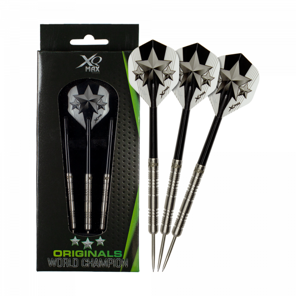 XQ Max Originals World Champion Steeldarts
