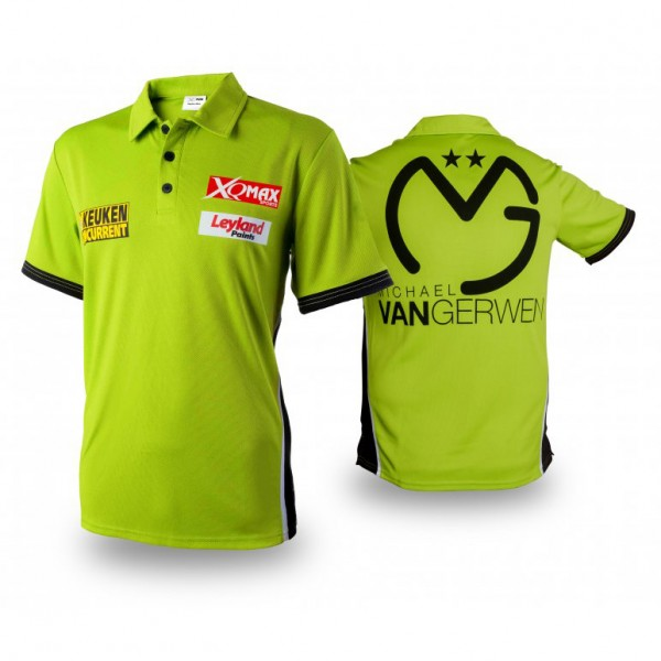 XQ Max Michael van Gerwen Replica Shirt