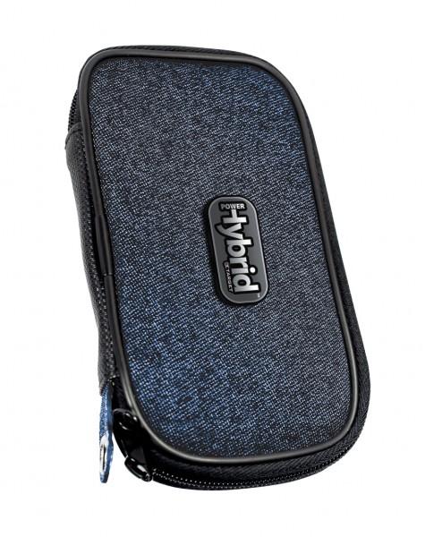 Target Hybrid Blue Denim Wallet