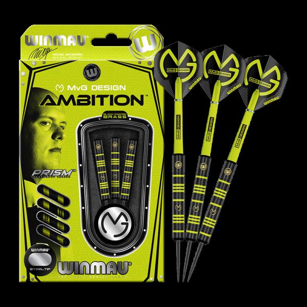 Winmau Michael Van Gerwen MvG Ambition Steeldarts - 22 g