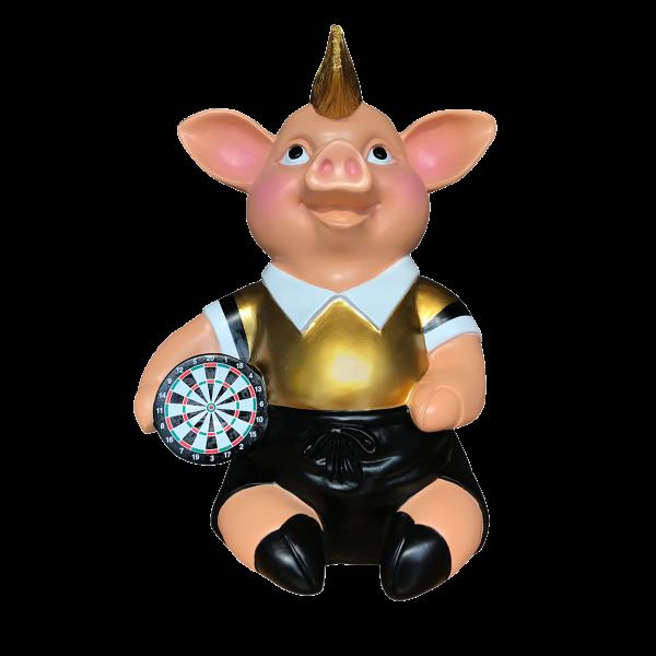 SPORT1 Darts Irokesenschwein Gold 2019
