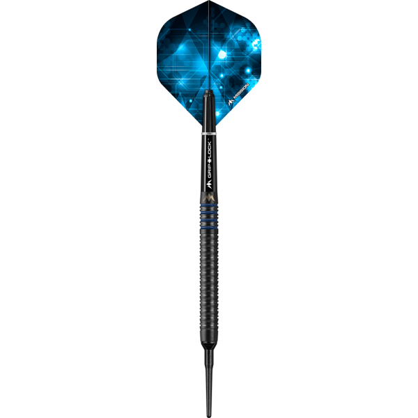Mission Deep Impact Model 4 Blau Softdarts - 19g