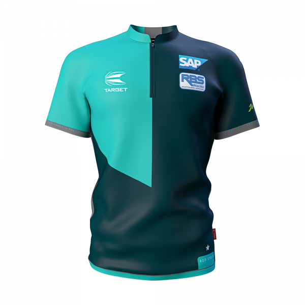 Target Coolplay Collarless Rob Cross 2021 Dartshirt